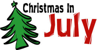 christmas in july christmas in july at buffalo trace park