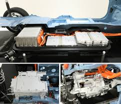 nissan leaf heat pump new running capacitors for ev inverters could cut curb weight