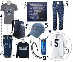 10 Must Haves For Every by 10 Must Haves For Every Penn State Lions Pride