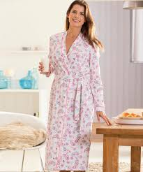 robe de chambre femme coton de chambre femme coton pas cher