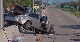 crash shuts down portion of midpoint bridge