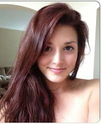 dying red hair light brown dying dark red hair light brown hair pinterest dark red hair
