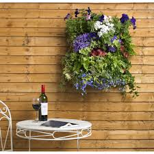 Outdoor Wall Planters by Living Room Wall Planter Living Wall Planter Diy Remarkable