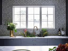mosaic kitchen tile backsplash white and gray mosaic marble kitchen wall tiles transitional