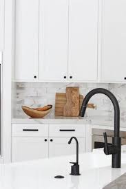black kitchen cabinets with black hardware 13 ways to use matte black hardware in every room kitchen