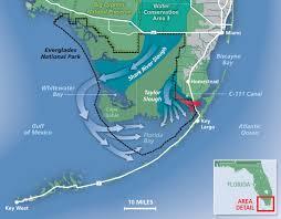 Map Of Palm Bay Florida by Florida Bay A Unique Everglades Estuary U2013 Everglades Foundation