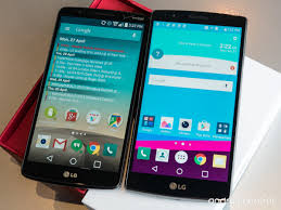in pictures the lg g4 vs lg g3 android central