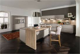 table haute ilot central 73 idées de cuisine moderne avec îlot bar ou table à manger