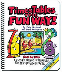 times tables the fun way online amazon in buy times tables the fun way book for kids a picture