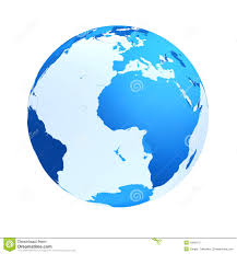Map Of Globe Blue Map Of Globe Transparent Color 107929 1300x1390 107930