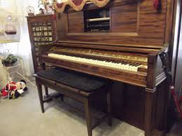 player piano roll cabinet mechanical music digest archives