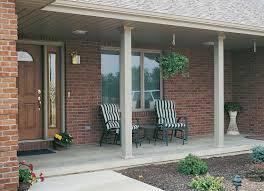 wood porch posts u2013 home image ideas