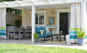 Diy Outdoor Living Spaces - bhg style spotters