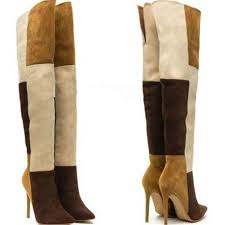 womens size 11 knee high boots compare prices on thigh high boots for plus size
