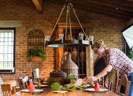 Proper Height To Hang A Chandelier Over A Dining Room Table - Correct height of light over dining room table