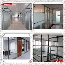 glass wall partition movable partition aluminum partition design