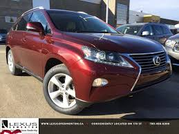 2007 lexus rx 350 base reviews lexus certified pre owned red 2014 rx 350 awd premium package