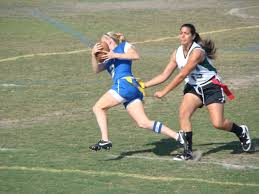 Intramural Flag Football Varsity Girls Flag Football Starts Season 1 1 The Circuit