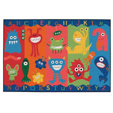 Kid Rug Kid Value Classroom Rugs Alphabet Becker S