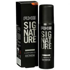 Parfum Axe axe signature corporate eau de parfum 122 ml for mychhotashop