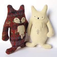 meow stuffed animal sewing patterns for kids of all ages