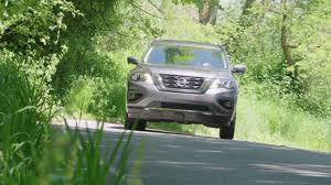 nissan pathfinder all wheel drive 2017 nissan pathfinder platinum awd review autonation youtube