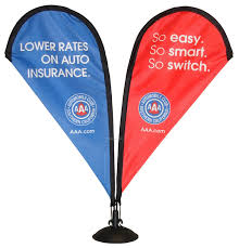 table top flag stands 14 table top single sided teardrop banner stand china wholesale