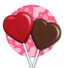 heart chocolate chocolate heart lollipops wow fundraising
