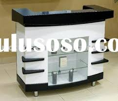 Salon Front Desk Furniture Salon Reception Desk Furniture Lulusoso Com