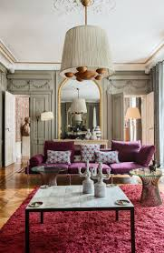 paris elegance with a modern interior design edge true french style