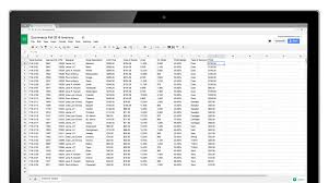 Spreadsheet On Google Docs Google Docs Blog Explore In Docs Sheets And Slides Makes Work A