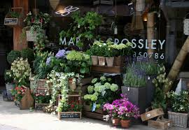 florist shop how should we decorate outside our flower shop come flowers