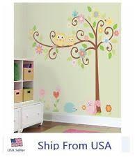 Nursery Decor Wall Stickers Nursery Wall Decals Ebay