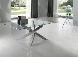 Glass And Chrome Coffee Table Cerda Contemporary Glass And Chrome Coffee Table Ground