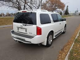 infiniti minivan 2007 infiniti qx56 for sale in edmonton ab t5b 2n1