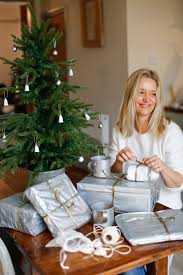 at home this christmas with the white company the stylist and