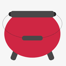 chaudron pour cuisiner vecteur chaudron récipient un pique nique cuisiner png et
