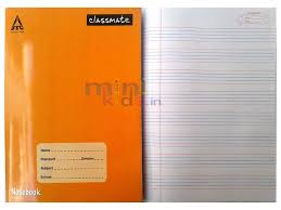 classmate note books classmate or delta five line notebook 5 line pages