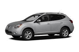 2010 nissan rogue new car test drive