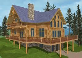 4100 sq ft classic log lodge design coast mountain log homes