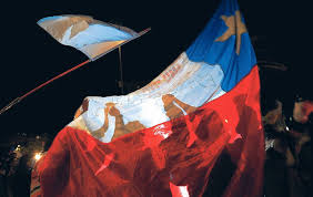 Chile National Flag Chile Die Trotzige Nation Welt Tagesspiegel