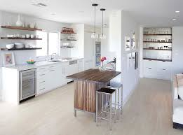 space around kitchen island kitchen let the small island bring textural contrast to space