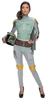 wars jumpsuit amazon com rubie s s wars boba fett deluxe costume