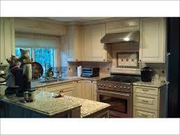 kitchen beadboard backsplash oak kitchen cabinets recessed panel
