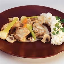 recette cuisine ancienne recette blanquette de veau à l ancienne cuisine madame figaro