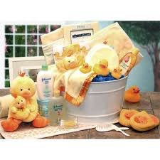 Baby Shower Baskets Baby Shower Gift Baskets My Practical Baby Shower Guide