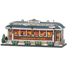 department 56 in the city the
