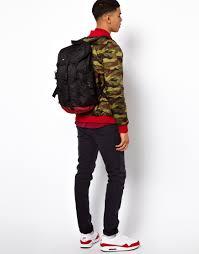 bench backpack in black for men lyst