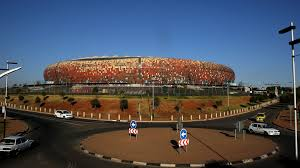 south africa will be the first african nation to host the