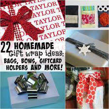 bags of christmas bows 22 gift wrap ideas bags bows gift card holders and more